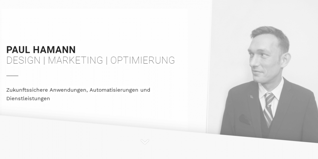 Design, Optimierung und Marketing von PowerPaul